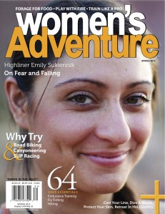 Spring2013womens adventure cover